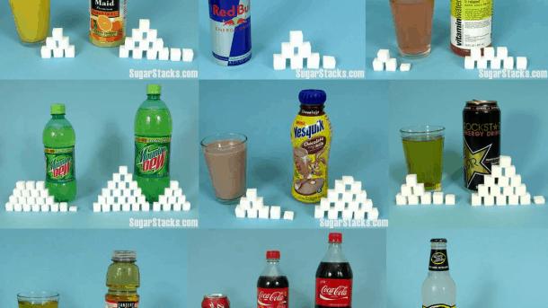 bebidas azucar