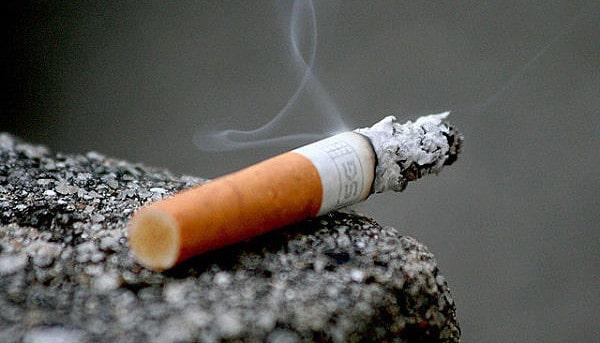 el cigarrillo