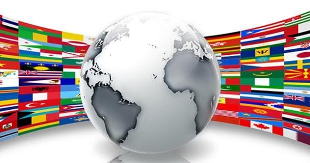 Empresa de traducción o agencia Between