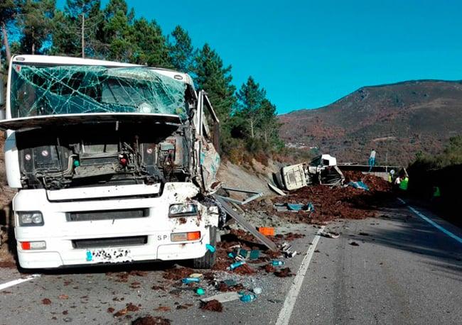 seguro camion