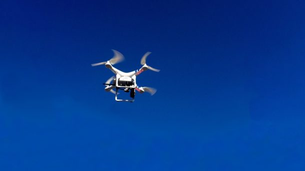 El dron de Facebook