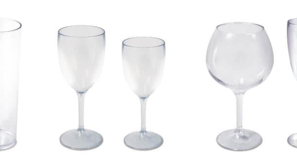 copas policarbonato