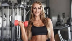 Bajar de peso en el gimnasio