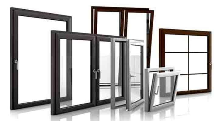 Ventanas de carpintería de aluminio
