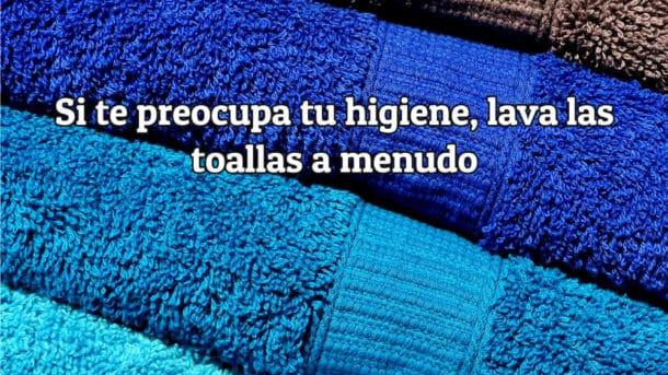 toallas higiene