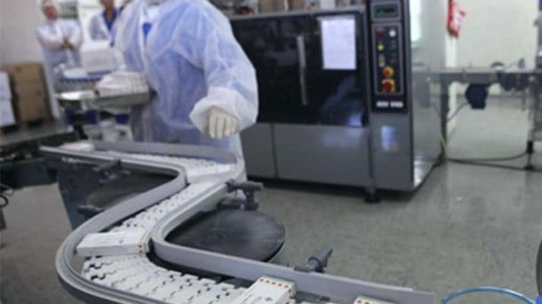 beneficios de los vibradores industriales sector farmaceutico