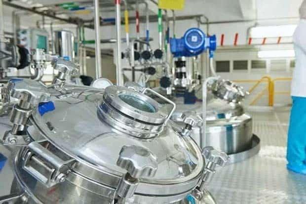 maquinas de vibracion para sector farmaceutico