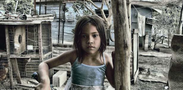 Paises con pobreza