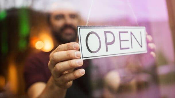 negocio abierto en barcelona